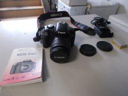 Canon EOS 450D Digitális fényképezőgép jótállással, főkép