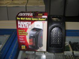 Handy Heater 450W hősugárzó jótállással, főkép