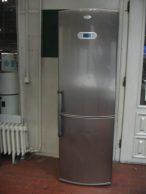 Whirlpool ARC-6700 IX Alul fagyasztós Kombinált Hűtőszekrény 3 hó jótállással!!, főkép